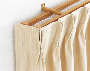 カーテンリターン縫製