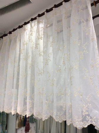 ゴージャスなトルコレースカーテン