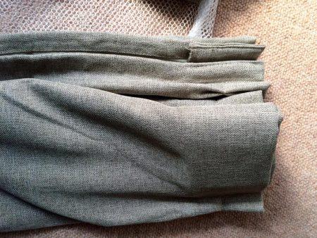 カーテン洗い方 4