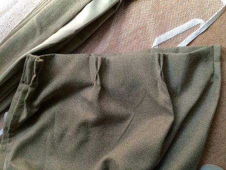 カーテン洗い方 3