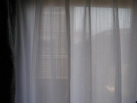 採光拡散 レースカーテン