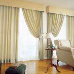 川島織物セルコン ドレープ シンメトリー