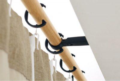 トーソー ヴィンクス22 ブラケットスルー 大きな窓用装飾レール