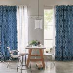 川島織物セルコン ブルー リビング