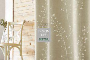 北欧デザイン モダン シンプル カーテン
