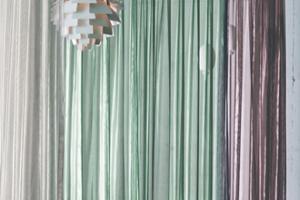 川島織物セルコン カーブレール リビング