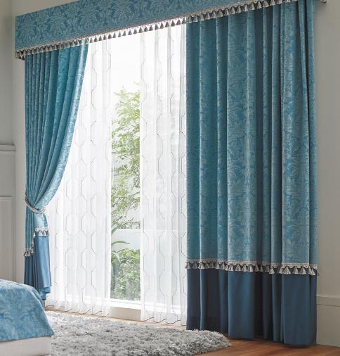 川島織物セルコン ベッドルーム クラシック