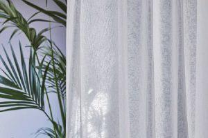 スミノエ レースカーテン ホワイト