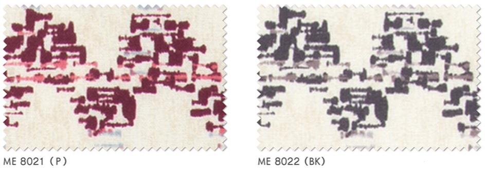 カーテン ドレープ 川島織物セルコン ME8021 ME8022
