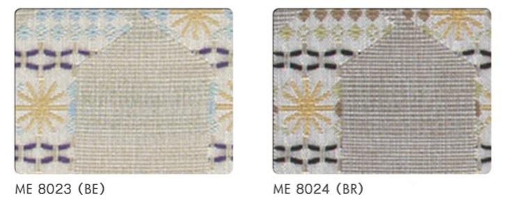 カーテン ドレープ 川島織物セルコン ME38023 ME8024